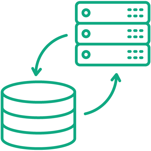 Rapid backup and restores